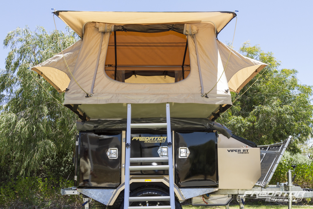 & Roof Top Tents - Predator Campers | Affordable Camper Trailers